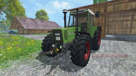 Fendt Favorit 615 LSA Turbomatik v4.0 für Farming Simulator 2015