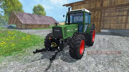 Fendt Farmer 310 LSA Turbomatik pour Farming Simulator 2015