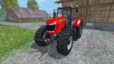 Massey Ferguson 7622 pour Farming Simulator 2015