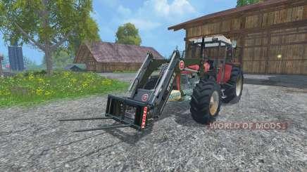 Ursus 1604 FL v4.0 pour Farming Simulator 2015