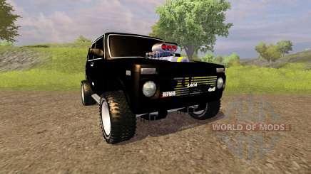 VAZ 2121 Niva Monster für Farming Simulator 2013