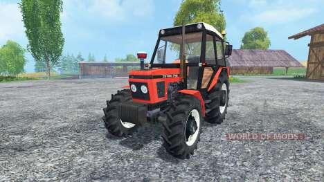 Zetor 7745 pour Farming Simulator 2015