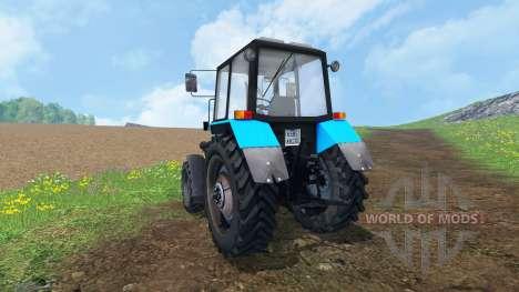 MTZ-82 v3.0 pour Farming Simulator 2015