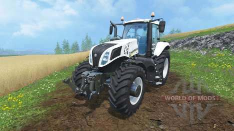 New Holland T8.320 ultra plus pour Farming Simulator 2015
