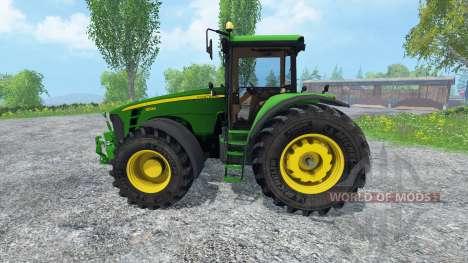 John Deere 8530 v2.0 pour Farming Simulator 2015