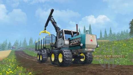 Т-150 buffalo für Farming Simulator 2015