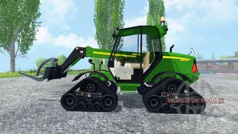John Deere 3200 Crawler pour Farming Simulator 2015