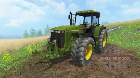 John Deere 8410 pour Farming Simulator 2015