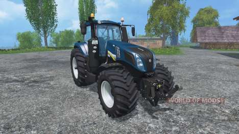 New Holland T8.435 v2.3 für Farming Simulator 2015