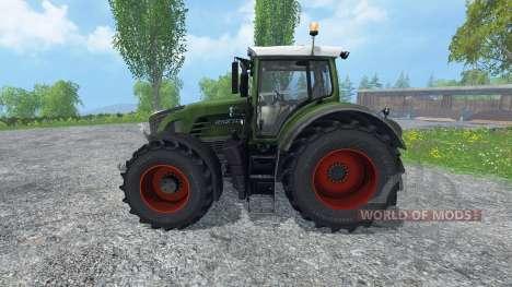 Fendt 933 Vario v3.0 für Farming Simulator 2015