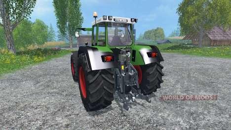 Fendt Favorit 824 für Farming Simulator 2015