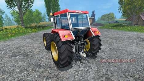 Schluter Super 1500 TVL für Farming Simulator 2015