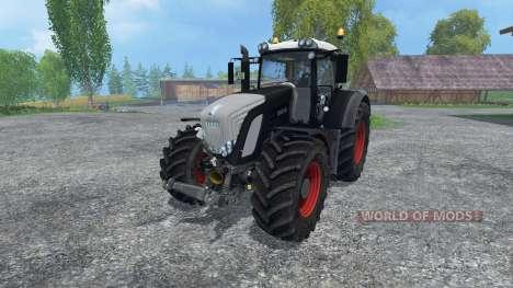 Fendt 936 Vario BB SCR v2.0 pour Farming Simulator 2015