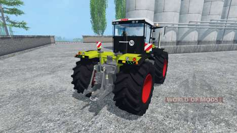 CLAAS Xerion 5000 v2.0 clean für Farming Simulator 2015