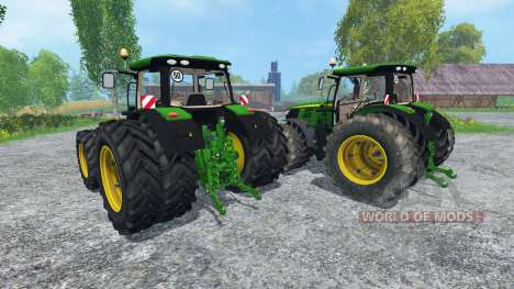 John Deere 6170R and 6210R v2.0 für Farming Simulator 2015