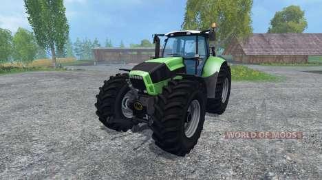 Deutz-Fahr Agrotron X 720 für Farming Simulator 2015