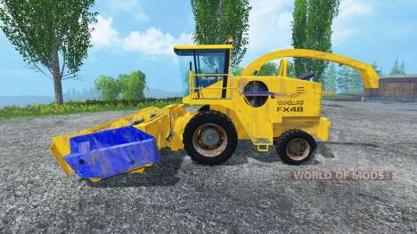 New Holland FX48 für Farming Simulator 2015