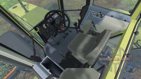 Hurlimann H488 pour Farming Simulator 2015