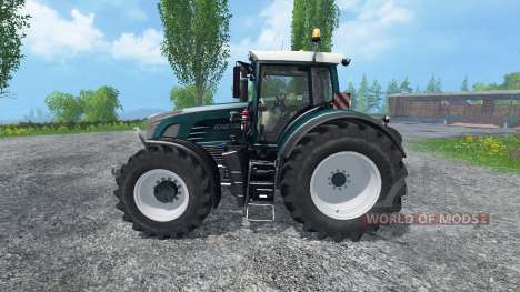 Fendt 936 Vario Petrol pour Farming Simulator 2015