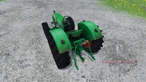 Deutz-Fahr D 8005 pour Farming Simulator 2015