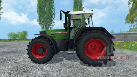 Fendt Favorit 926 Vario pour Farming Simulator 2015