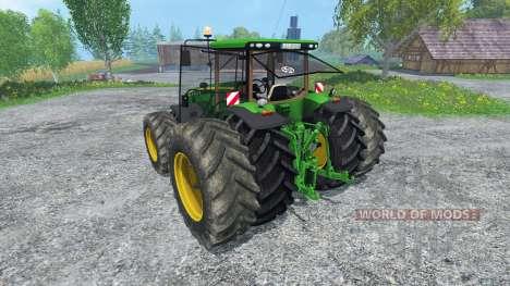 John Deere 8370R v2.0 für Farming Simulator 2015