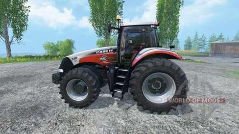 Case IH Magnum CVX 340 v1.1 pour Farming Simulator 2015