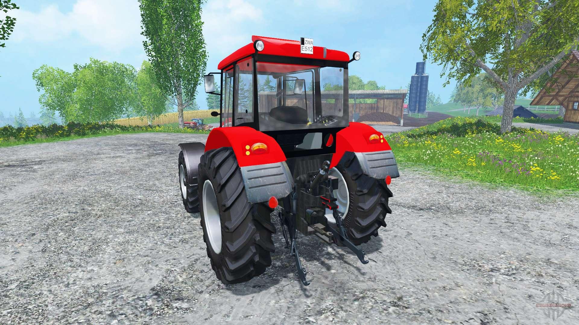 roues de tracteur agricole - photo #22