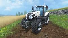 New Holland T8.320 ultra plus pour Farming Simulator 2015