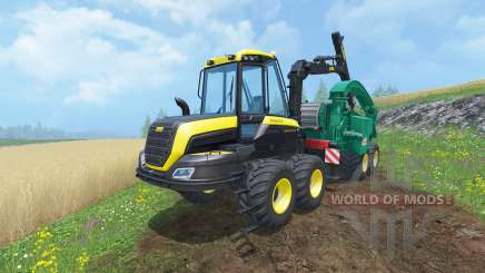 PONSSE Buffalo Wood Chipper pour Farming Simulator 2015