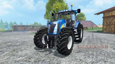 New Holland T8020 v2.0 für Farming Simulator 2015