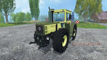 Mercedes-Benz Trac 1800 Intercooler pour Farming Simulator 2015