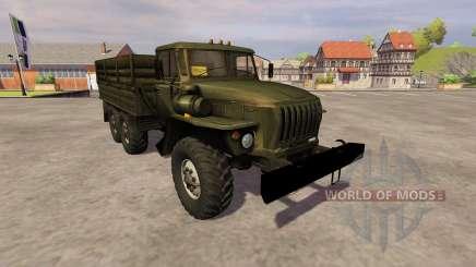 Ural-4320 v2.0 für Farming Simulator 2013