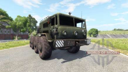 MAZ 535 pour BeamNG Drive