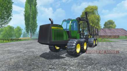 John Deere 1510E IT4 pour Farming Simulator 2015