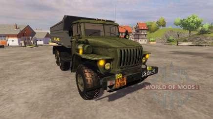 Ural-4320 LKW für Farming Simulator 2013