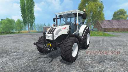 Steyr Multi 4115 Ecotronik v3.0 pour Farming Simulator 2015