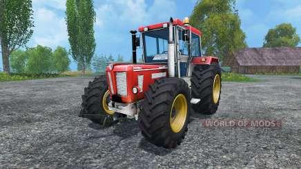 Schluter Super 1500 TVL pour Farming Simulator 2015