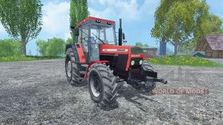 Ursus 1234 v1.1 für Farming Simulator 2015