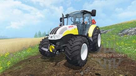 Steyr CVT 6230 Ecotech pour Farming Simulator 2015