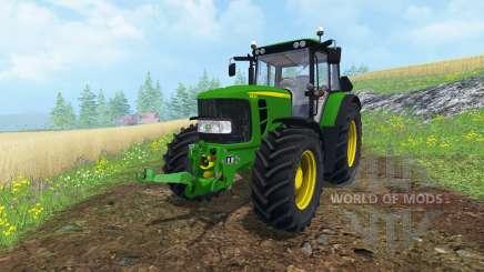 John Deere 6830 Premium FL v2.0 für Farming Simulator 2015