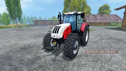 Steyr CVT 6230 pour Farming Simulator 2015
