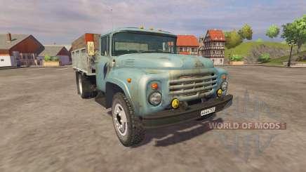 ZIL 130 blau für Farming Simulator 2013
