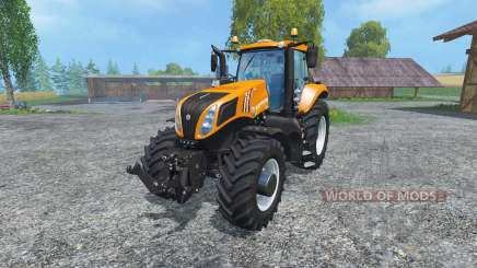 New Holland T8.435 v3.1 pour Farming Simulator 2015