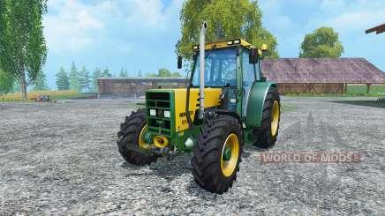 Buhrer 6135A FL für Farming Simulator 2015