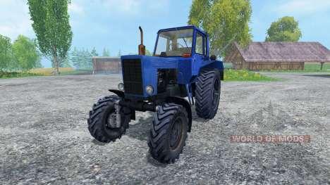 MTZ-82 v2.0 für Farming Simulator 2015