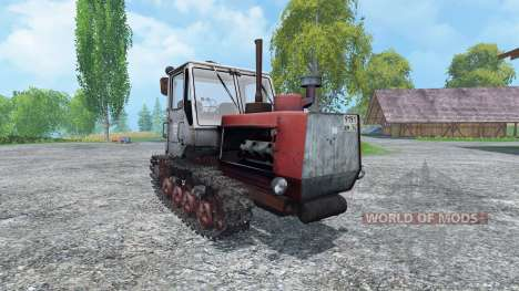 Le T-150-05-09 pour Farming Simulator 2015