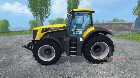 JCB 8310 Fastrac v1.1 für Farming Simulator 2015