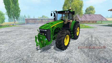 John Deere 8530 v1.1 für Farming Simulator 2015
