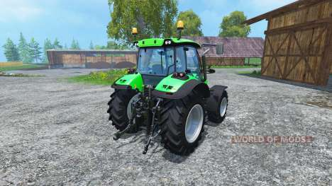 Deutz-Fahr 5150 TTV pour Farming Simulator 2015